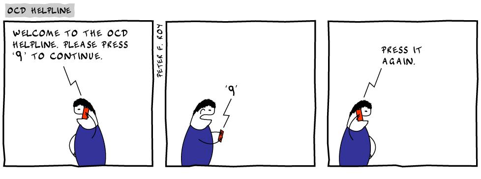 OCD Helpline