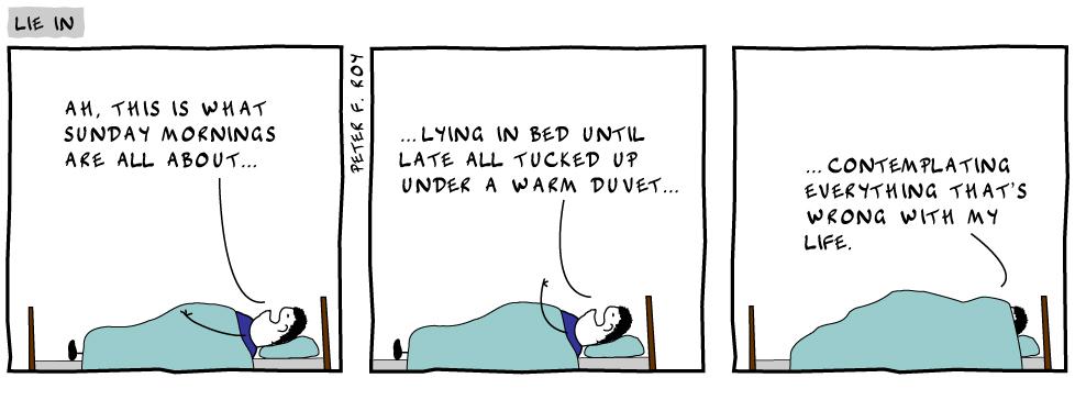 Lie In